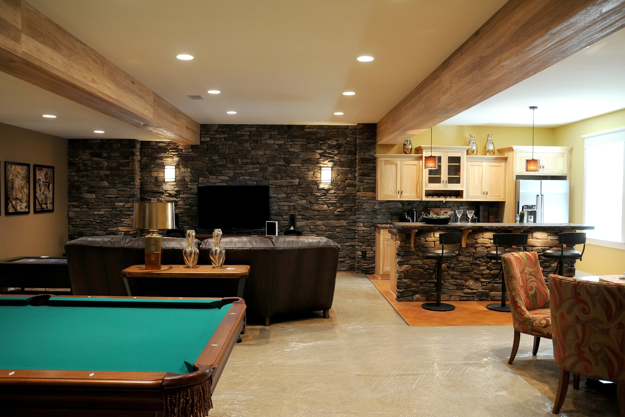Renovated Basements Calgary Basement Renovations  Basement Development Experts