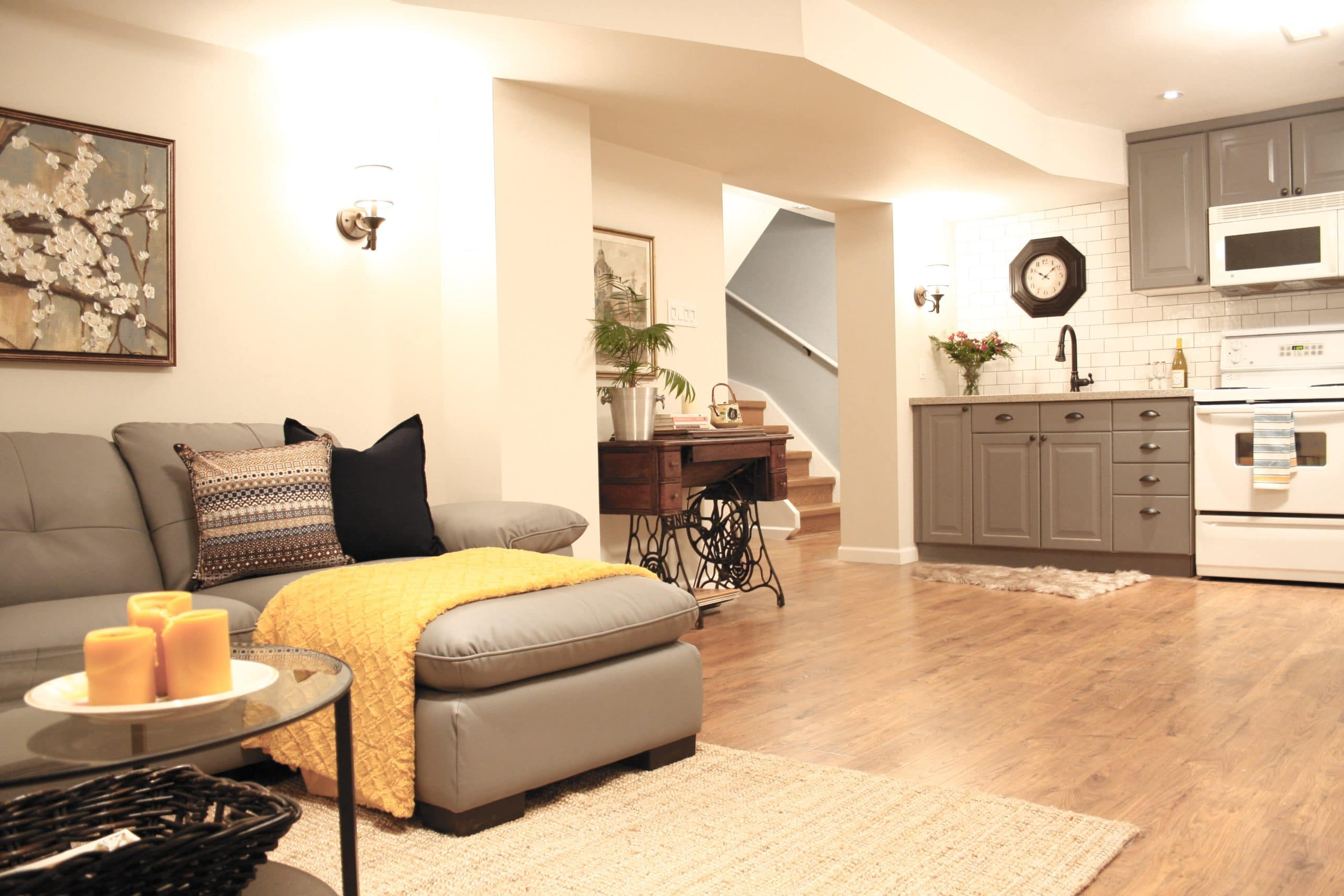 Take Full Advantage Of Your Space With Professional Basement Development In  Calgary